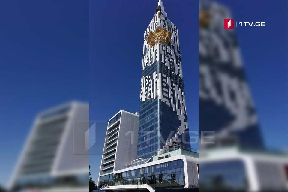 """В Батуми открылась пятизвездочная гостиница бренда """"Marriot"""""""