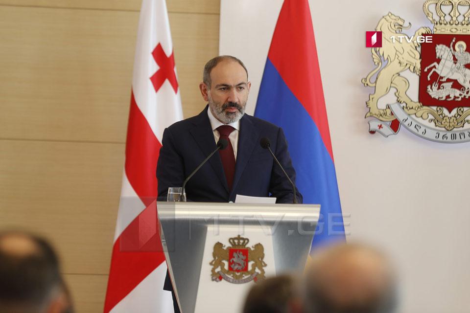 Armenian PM: Georgia-Armenia friendship and common values lay solid basis for partnership