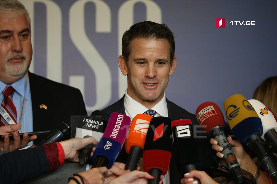Adam Kinzinger – If we do not see progress over proportional election system, what we are planned to do will be unexpected to many