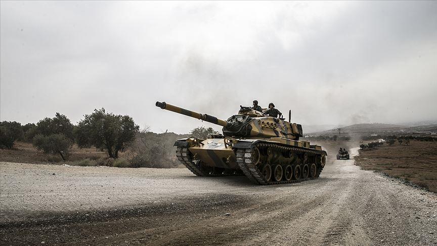Türkiyə silahlı qüvvələri İdlibdə Suriya hərbi təyyarəsini vurdu