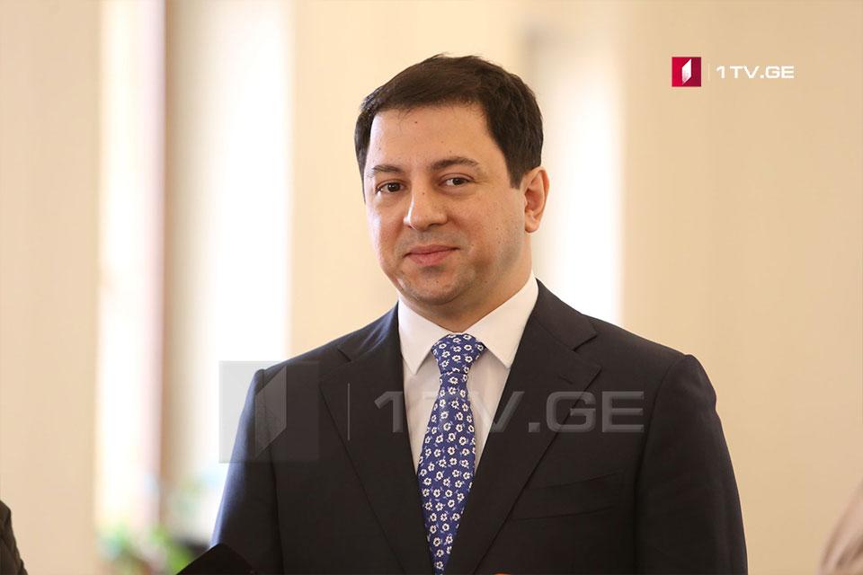 """არჩილ თალაკვაძე - """"ქართული ოცნების"""" საარჩევნო სიაში იქნებიან ახალი სახეებიც, რომლებიც პოლიტიკაში იდეებსა და ენერგიას შემოიტანენ"""