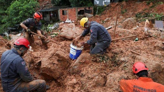 Բրազիլիայում ուժգին անձրևի և սողանքի հետևանքով զոհվել է 23 մարդ