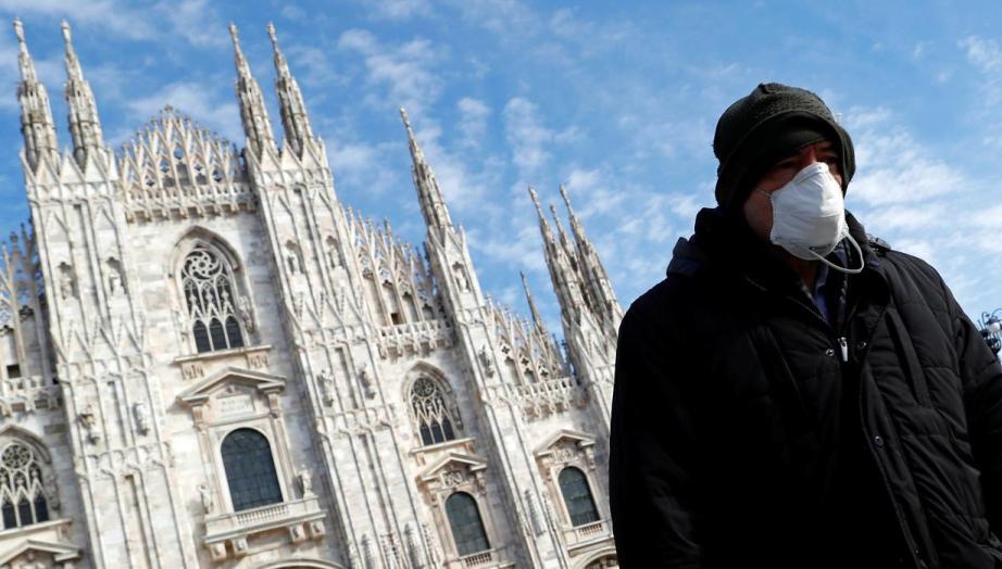 За последние 24 часа в Италии от коронавируса скончался 651 человек