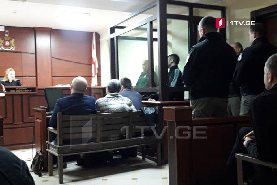 20 ივნისის საქმეზე სამ დაკავებულს, აღიარების სანაცვლოდ, საპროცესო შეთანხმება გაუფორმდა, ისინი სასამართლო დარბაზიდან გათავისუფლდნენ
