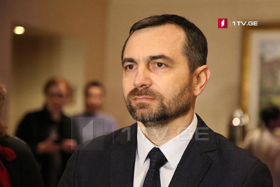 Сильвио Доменте - Ситуация тревожная не только в Грузии, но и во всем регионе, правительство должно соответствующе оценить риски