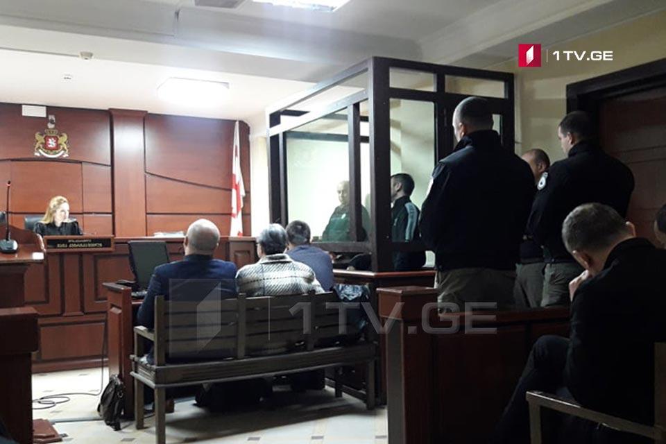 პროკურორი - 20-21 ივნისის საქმეზე 18 დაკავებულიდან საპროცესო შეთანხმება 13 პირს გაუფორმდა