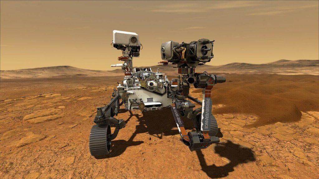 """ნასას ახალი მარსმავალის სახელი ცნობილია — გაიცანით """"პერსევერენსი"""""""