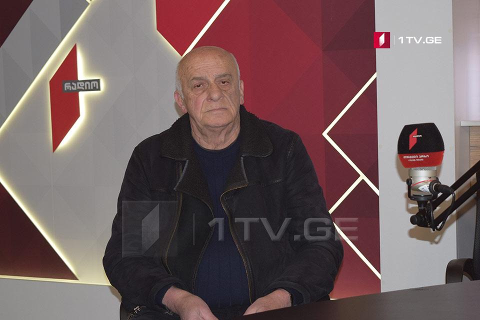 #ესტაფეტა - ლევან მოსეშვილი - ქართული კალათბურთის ლეგენდა
