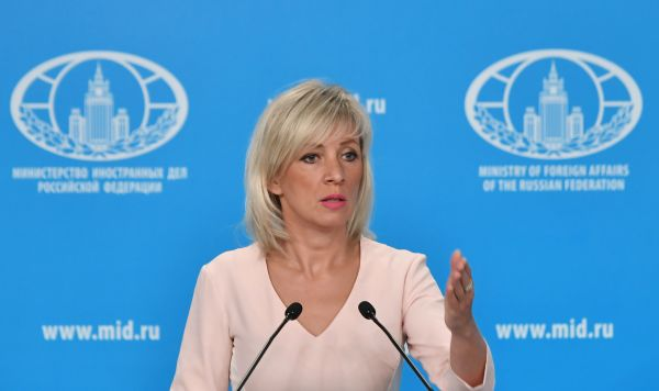 "Maria Zakharova - NATO and US no longer conceal Russia as a potential adversary within ""Defender 2020 """