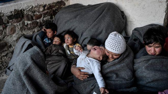 Avropa İttifaqının beş üzv ölkəsi Türkiyə-Yunanıstan sərhədində olan miqrant uşaqların qəbuluna razılaşdı