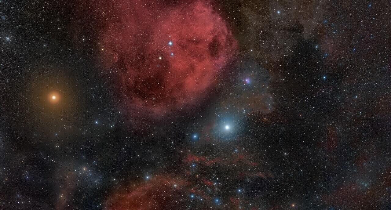 ბეთელგეიზე ახლა არ აფეთქდება — ვარსკვლავის უცნაური ჩაბნელების მიზეზი მტვრის უზარმაზარი ღრუბელი აღმოჩნდა