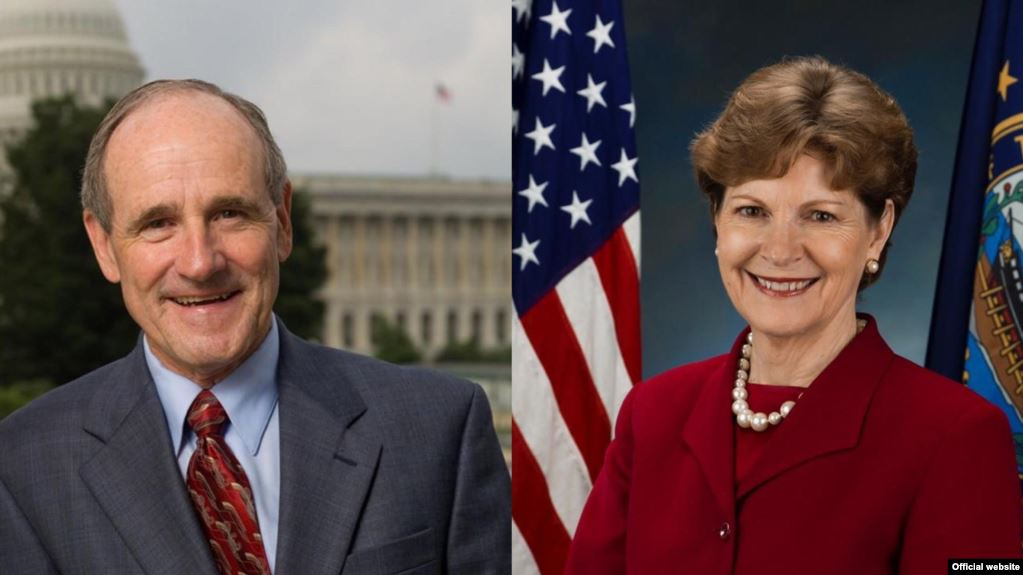 U.S. Senators Risch, Shaheen echo Georgia's electoral reform deal
