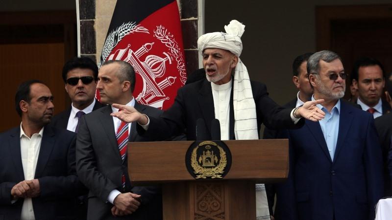 """ავღანეთის პრეზიდენტმა """"თალიბანის"""" 1 500 მებრძოლის გათავისუფლების განკარგულებას მოაწერა ხელი"""