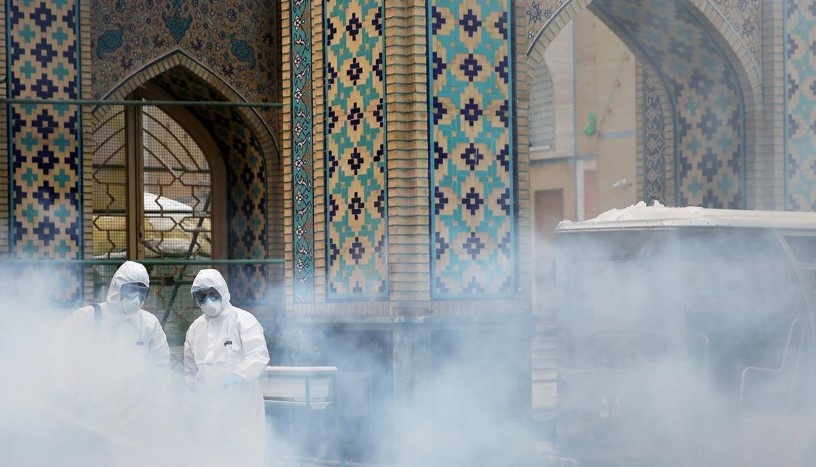 ირანში ახალი კორონავირუსით ინფიცირებულთა რაოდენობა 20 ათასს აჭარბებს