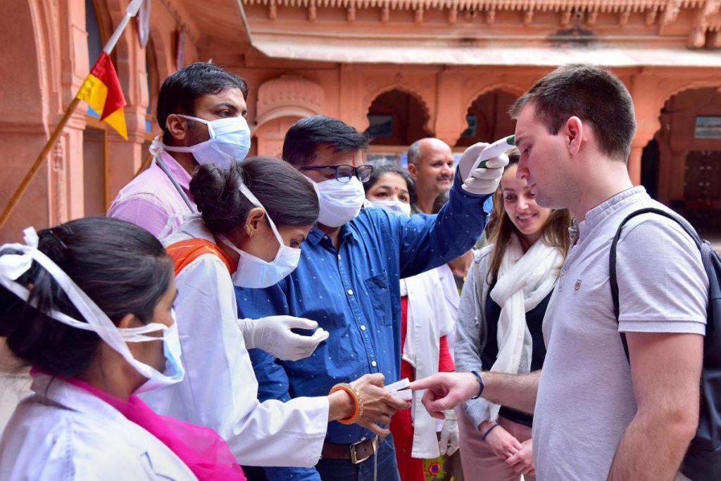 ინდოეთმა უცხო ქვეყნის მოქალაქეებისთვის ტურისტული ვიზები გააუქმა