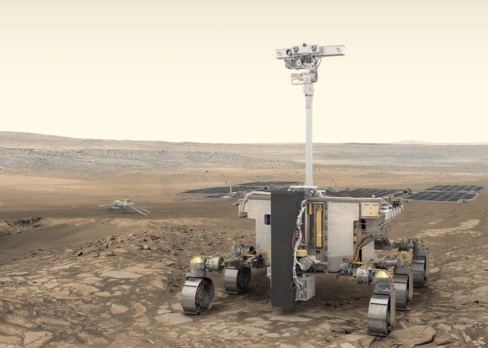 ევროპის კოსმოსურმა სააგენტომ კორონავირუსის გამო მარსის მისია გადადო