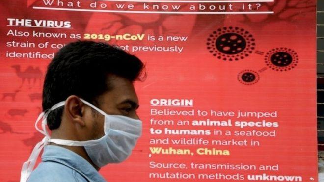 ინდოეთში კორონავირუსით გარდაცვალების პირველი შემთხვევა დაფიქსირდა