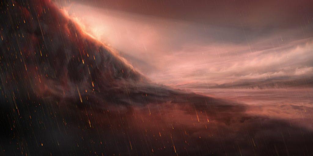 შორეულ პლანეტაზე ასტრონომებმა რკინის წვიმა დააფიქსირეს