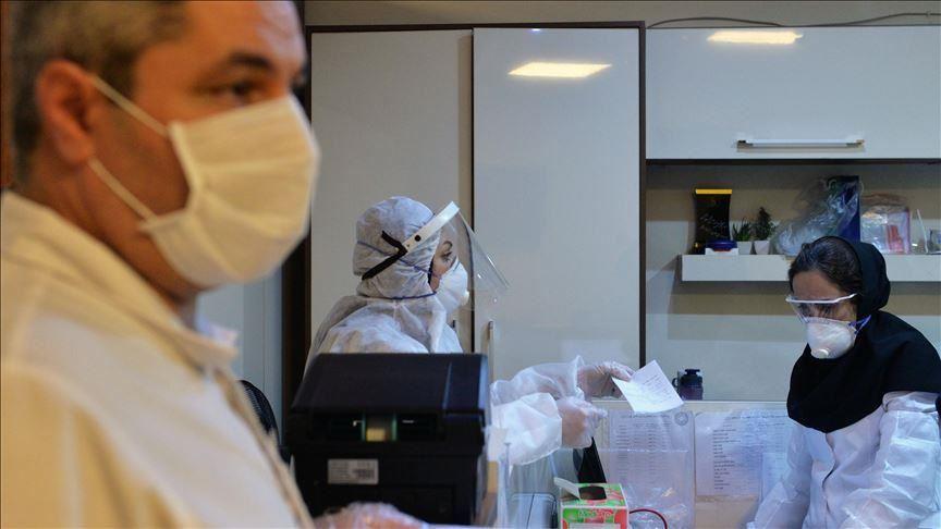 Iran state TV says coronavirus has killed another 85 people
