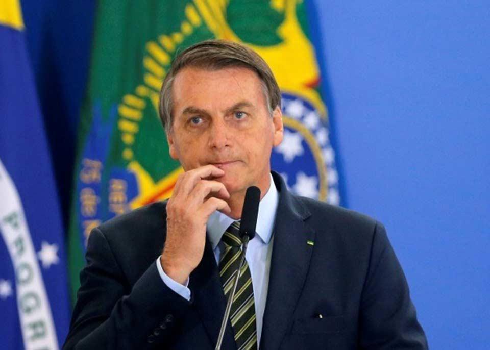 ბრაზილიის პრეზიდენტისთვის კორონავირუსზე ჩატარებული ტესტის პასუხი დადებითია