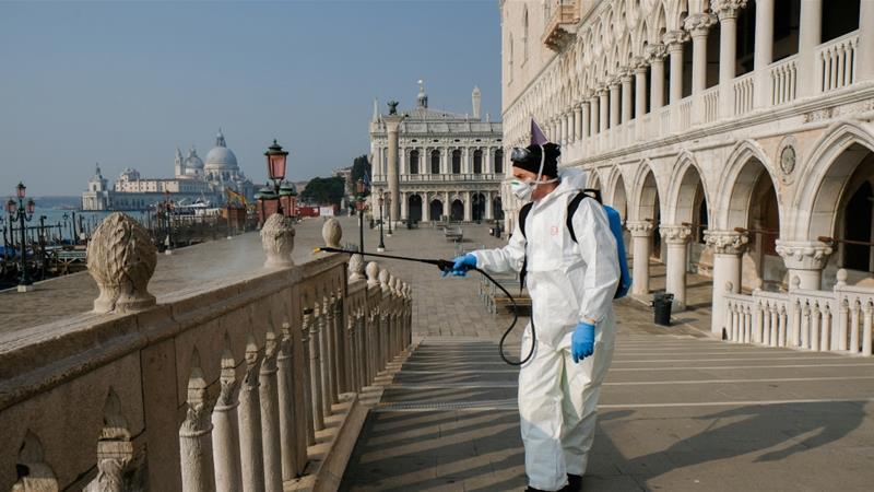 В Италии количество излечившихся от коронавируса утроилось