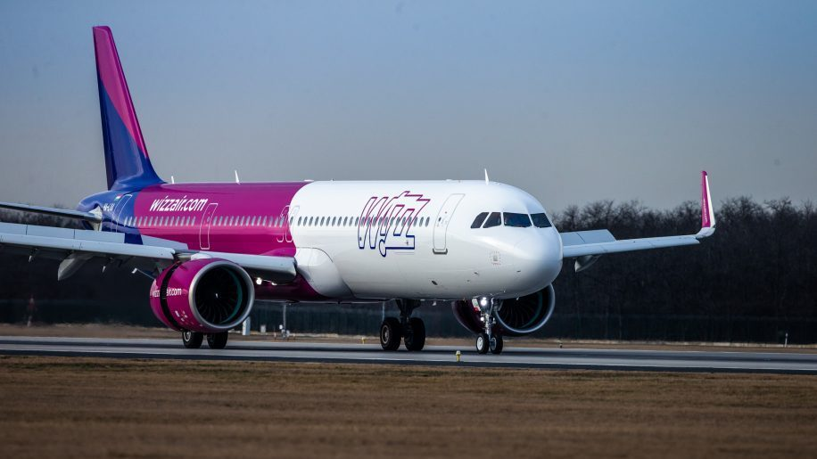 Wizz Air resumes operation in Georgia
