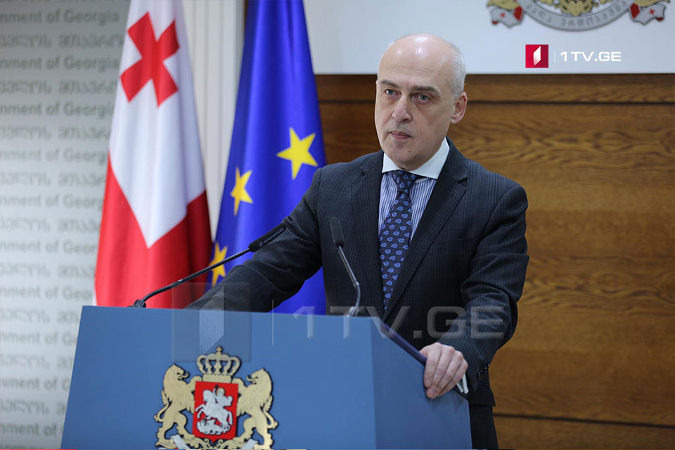 Davit Zalkaliani: 14 flights in the direction of the European Union are scheduled in July
