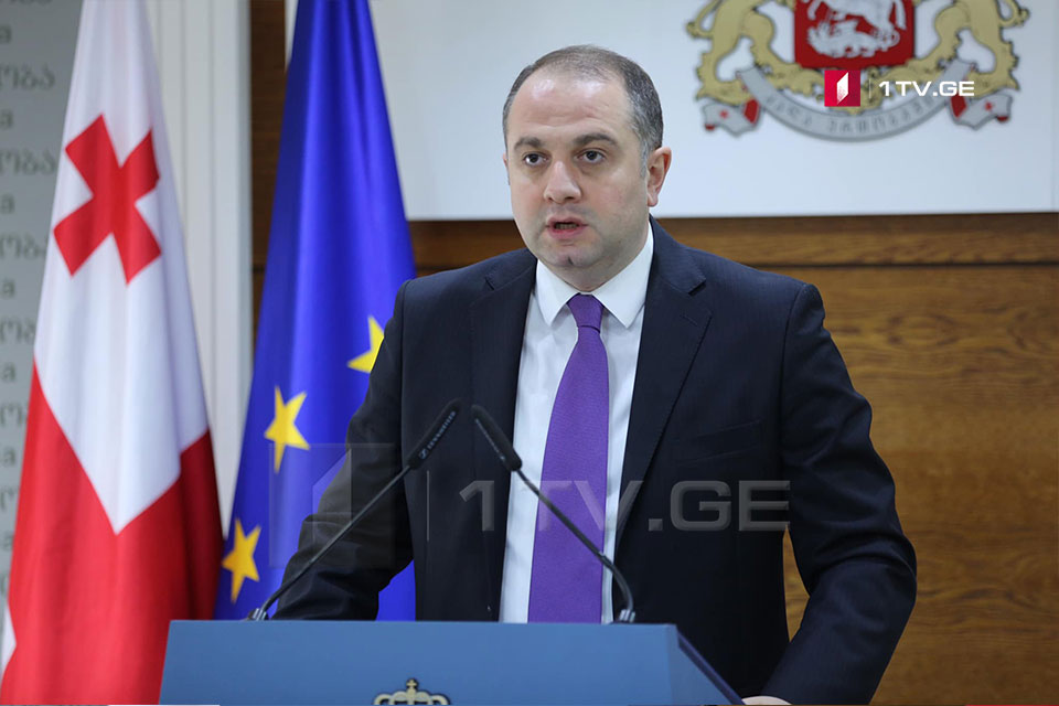 PM's spokesperson comments on tightened measures in Samegrelo