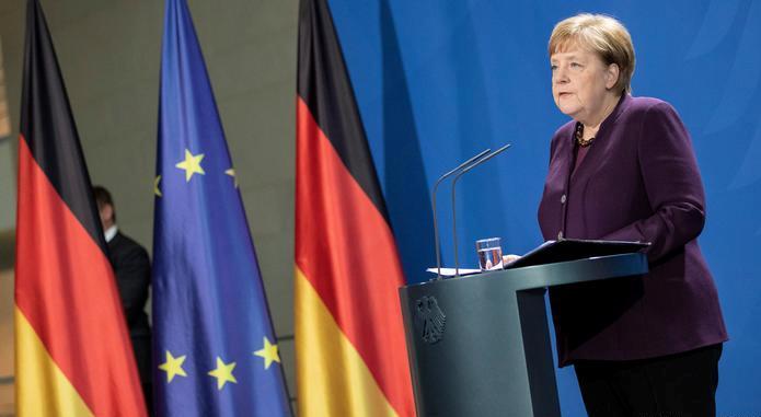 Germany announces 'radical measures' to limit spread of coronavirus