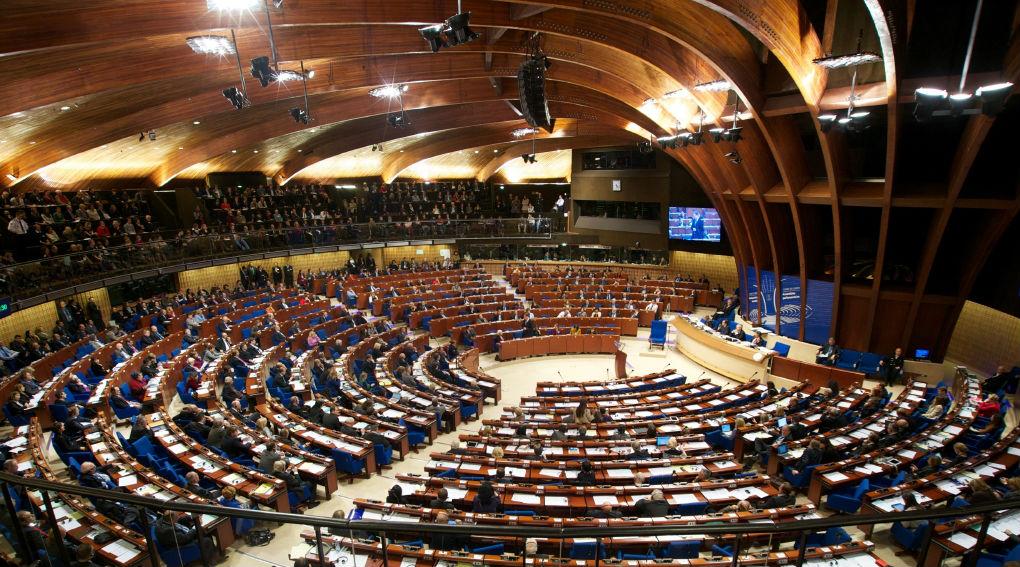 ევროპის საბჭოს მინისტერიალის სხდომასთან დაკავშირებით