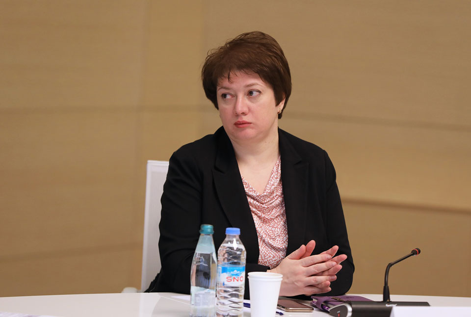Maia Tskitishvili:We have very responsible citizens and with that mutual accord we managed to really stand ready to cope with the virus