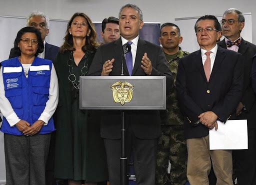 კოლუმბიასა და ბოლივიაში საგანგებო მდგომარეობა გამოცხადდა