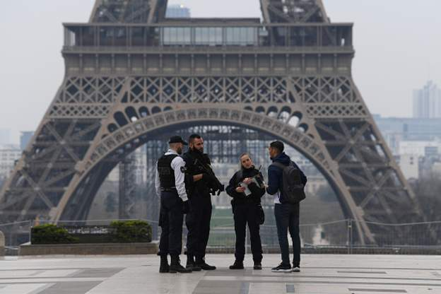 საფრანგეთში, იზოლაციის წესის დარღვევისთვის ერთ დღეში ოთხი ათასი ადამიანი დაჯარიმდა
