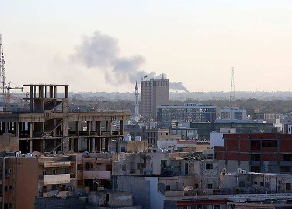 ხალიფა ჰაფთარის ძალების მიერ ლიბიის დედაქალაქის დაბომბვას ოთხი ადამიანი ემსხვერპლა
