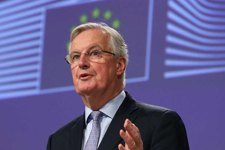 ბრექსიტის საკითხებში ევროკავშირის წარმომადგენელს კორონავირუსიდაუდგინდა
