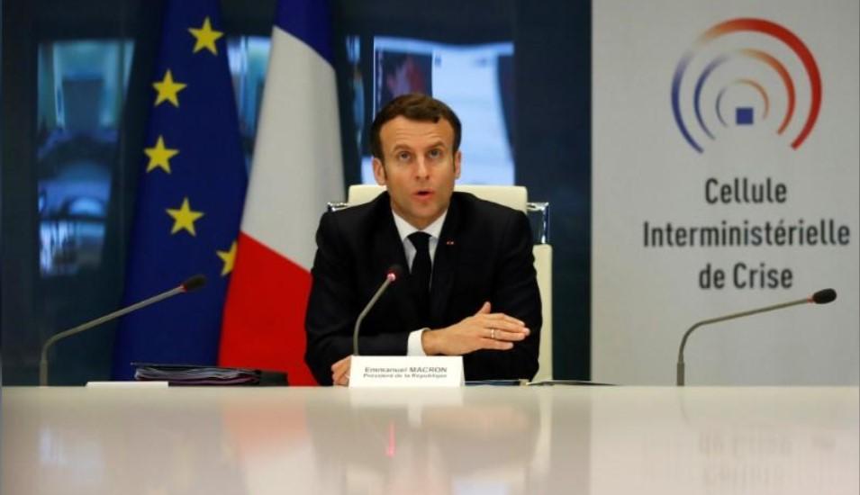 Ֆրանսիան կորոնավիրուսի ճգնաժամի մեկնարկային փուլում է