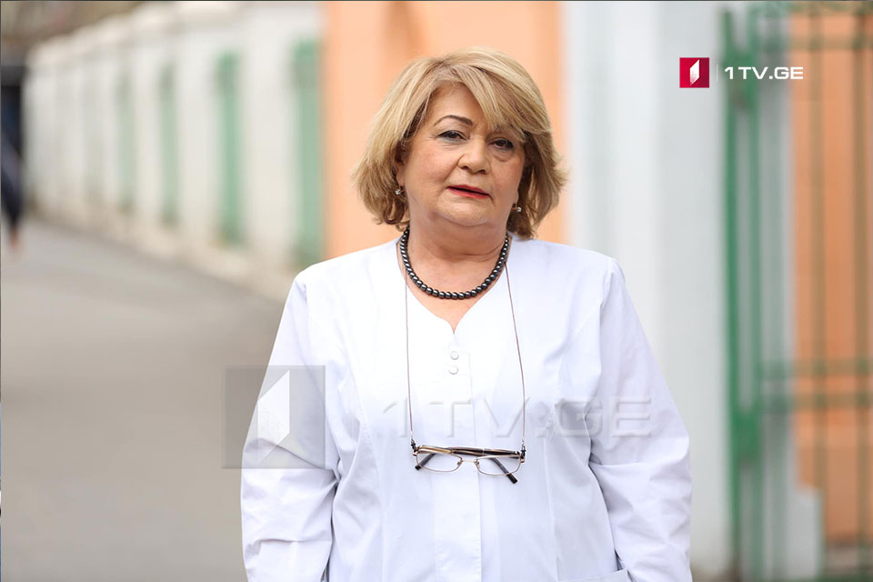 მარინა ენდელაძე - თბილისის ინფექციურ საავადმყოფოში კორონავირუსით ინფიცირებული პაციენტების ზოგადი მდგომარეობა დამაკმაყოფილებელია