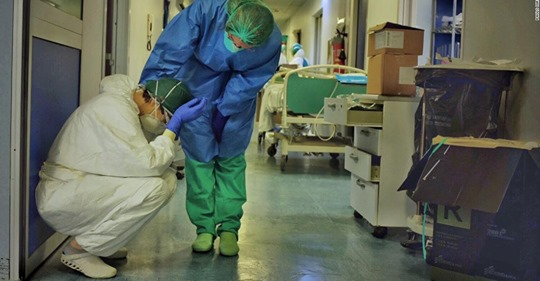 პორტუგალიაში კორონავირუსით დაღუპულთა რაოდენობა გაორმაგდა