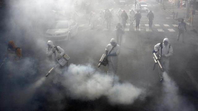 """""""ბიბისის"""" ინფორმაციით, ირანში, ფარსის პროვინციაში """"კოვიდ-19""""-ით 13 ადამიანი გარდაიცვალა, ტექნიკური სპირტის მიღებით - 66"""