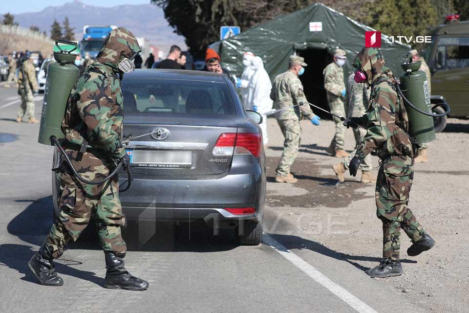 Marneuli and Bolnisi under lockdown (PHOTOS)