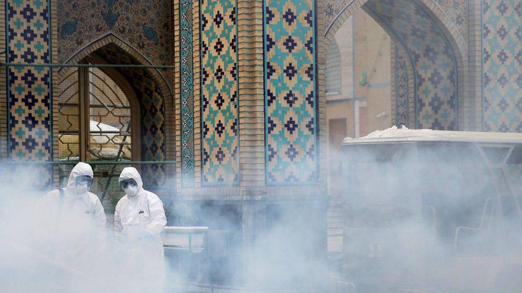 ირანში ბოლო 24 საათში კორონავირუსს127 ადამიანი ემსხვერპლა