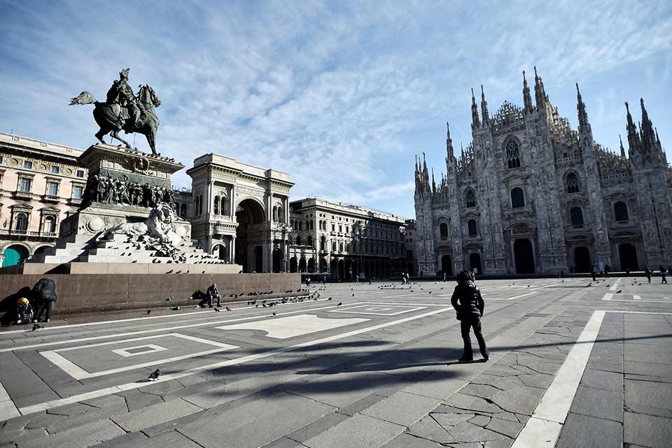 იტალიაში ბოლო 24 საათში კორონავირუსით 683 ადამიანი გარდაიცვალა