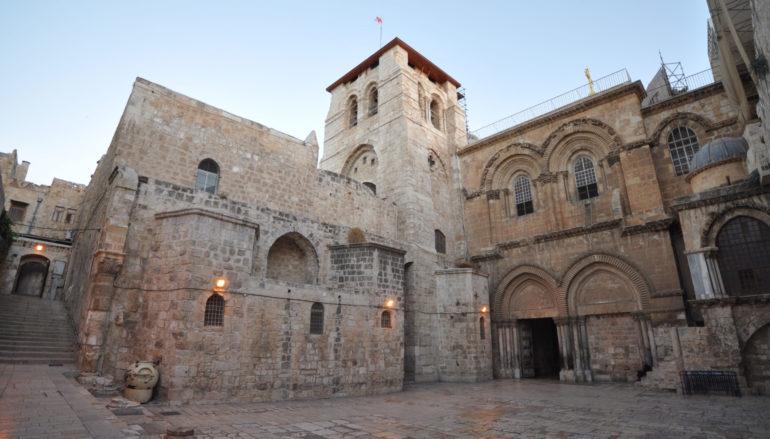 Կորոնավիրուսի պատճառով մեկ շաբաթով փակվել է Երուսաղեմի հարության տաճարը