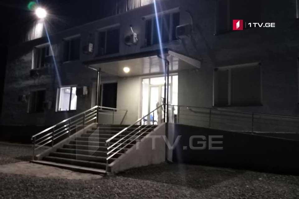 ზუგდიდის ინფექციურ საავადმყოფოში ანაკლიის საკარანტინო ზონიდან ახალგაზრდა მამაკაცი გადაიყვანეს