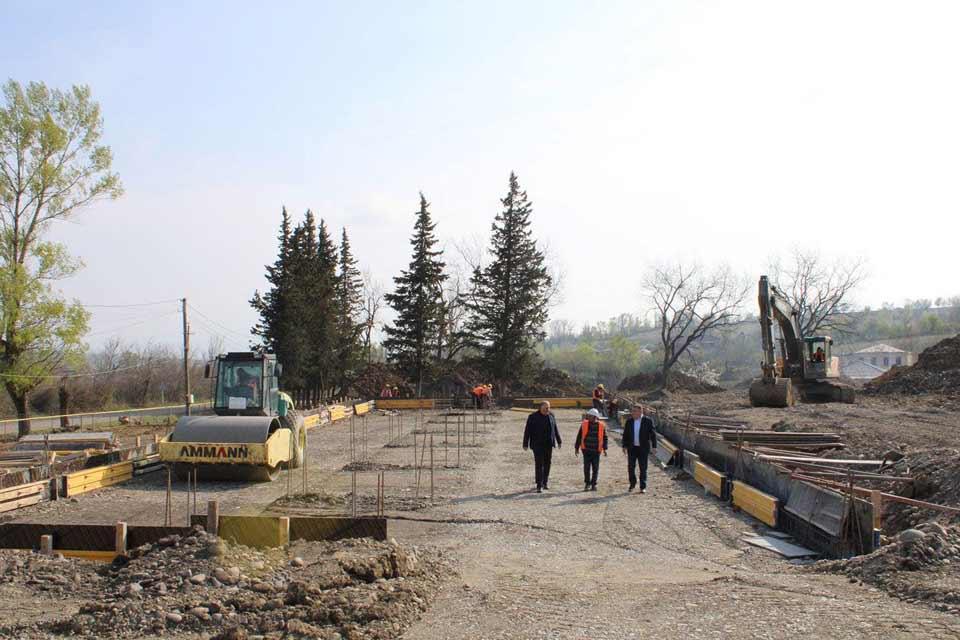 თერჯოლის მუნიციპალიტეტში სამი ახალი სკოლა შენდება