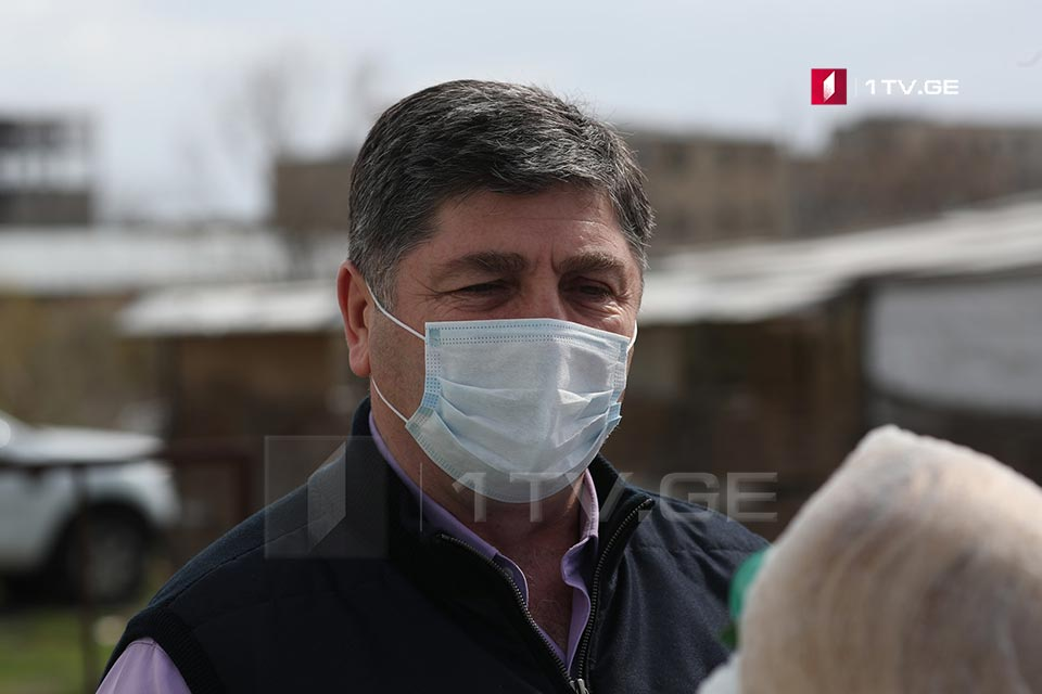 MP - No person infected with COVID-19 in the last 5 days in Marneuli