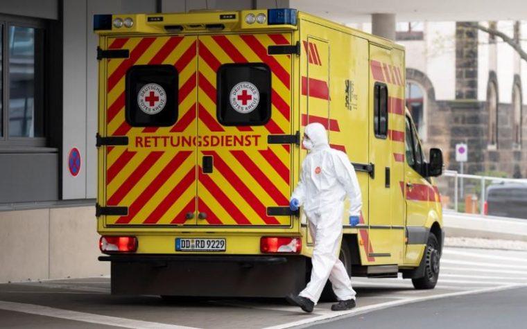 """გერმანიაში ბოლო 24 საათში """"კოვიდ-19""""-ის 7 334 ახალი შემთხვევა გამოვლინდა, გარდაიცვალა 24 პაციენტი"""