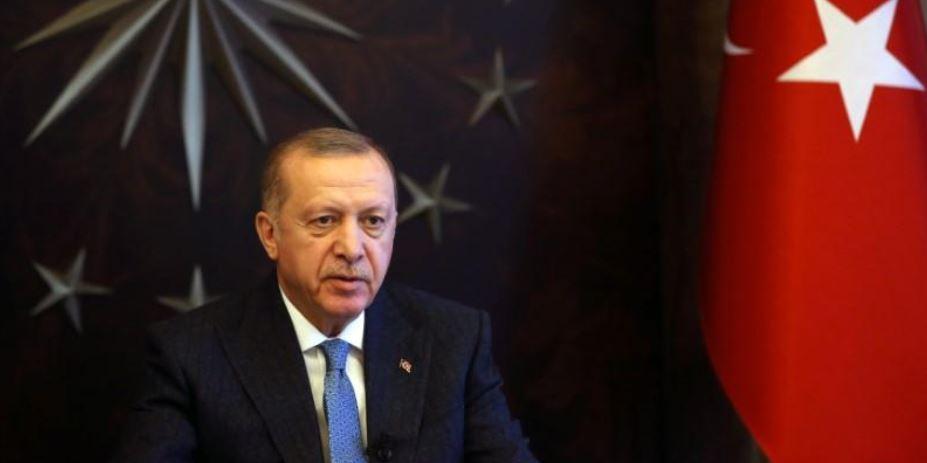 თურქეთის პრეზიდენტი მოქალაქეებს სახლებში დარჩენისკენ მოუწოდებს