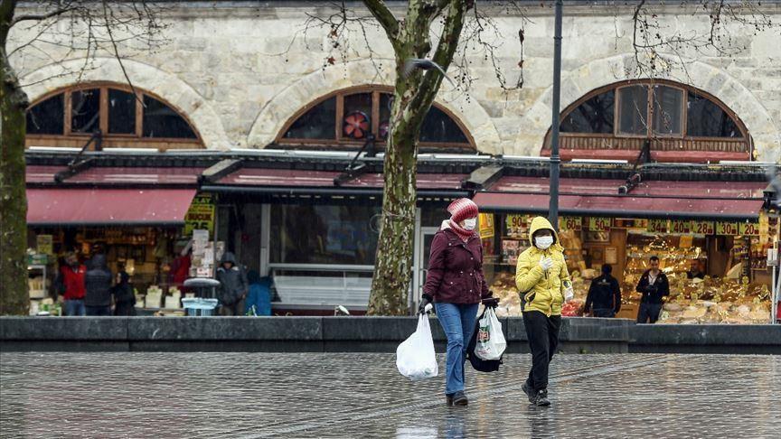 В Турции число скончавшихся от коронавируса возросло до 131