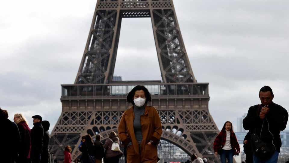 Ֆրանսիայում կորոնավիրուսից մահացածների թիվը գերազանցել է 10 000-ը